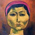 Rigoberta Menchu  – Oswaldo Guayasamin