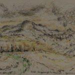 Road Augsburg to Munich, Germany – Ivan Albright