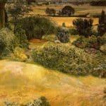 Rock Garden Cookham Dene – Stanley Spencer