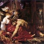Samson and Delilah – Alexandre Cabanel