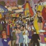 Santa Creus Festival in Figueras – the Circus – Salvador Dali