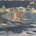 Santa Marguerite –  Wassily Kandinsky