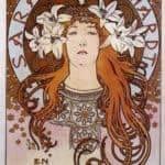 Sarah Bernhardt – Alphonse Mucha