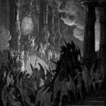 Satan In Council - Gustave Dore