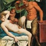 Satyr Mason – Agostino Carracci