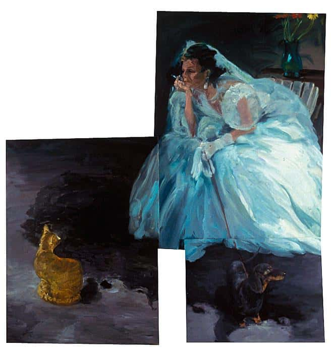 Scarsdale - Eric Fischl