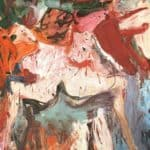 The Visit – Willem de Kooning