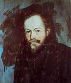 Portrait Of Sebastia Junyent Sans - Pablo Picasso