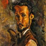 Self-Portrait – William H. Johnson