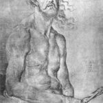 Self-Portrait as the Man of Sorrows – Albrecht Durer