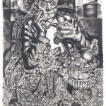 Self-Portrait – 55 East Division Street – Ivan Albright