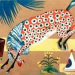 Sem titulo (Clown, Cavalo, Salamandra) – Amadeo de Souza-Cardoso
