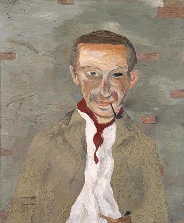 Sir Cedric Morris - Lucian Freud