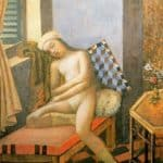 Sleeping Nude – Balthus