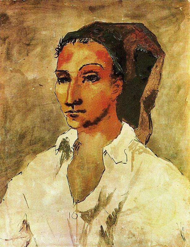 Spaniard – Pablo Picasso