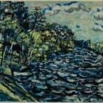 St. Mary's Black River is Blue, Georgia  – Ivan Albright