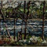 St. Mary's River, Georgia – Ivan Albright