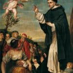 St. Vincent Ferrer preaching – Alonzo Cano