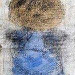 Standing Figure – Alphonse Mucha