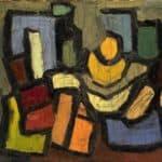 Still Life  - Lee Krasner