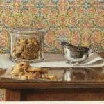 Still Life with Cookies – John Stuart Ingle