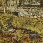 Stone Bridge – Childe Hassam