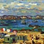 Study, St. Malo, No. 12 – Maurice Prendergast