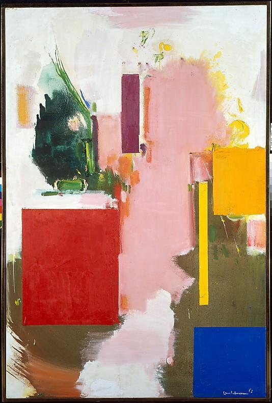 Summer 1965 - Hans Hofmann