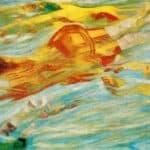 Swimmers – Carlo Carra