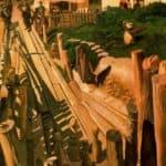 Swiss Skittle Alley Saas Fee – Stanley Spencer