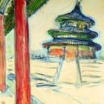 Temple of Heaven, Beijing (Tendan) – Ryuzaburo Umehara