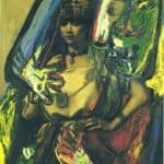 The Barber and the Berber (Defiguration) – Asger Jorn