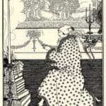 The Baron's Prayer – Aubrey Beardsley