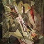 The bird pierced with arrows  – Andre Masson