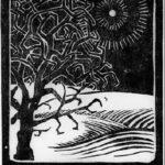 The Borger Oak – M.C. Escher