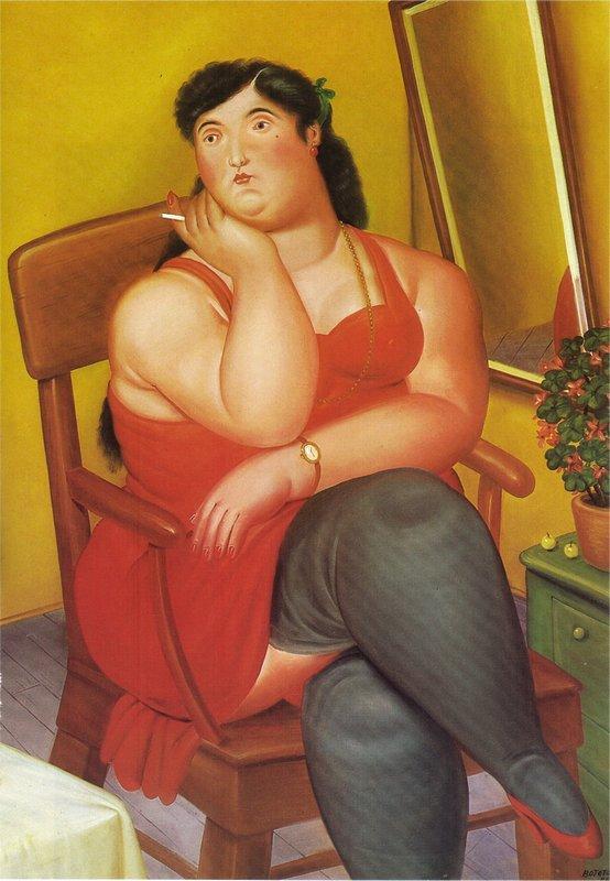 The Colombia Based - Fernando Botero