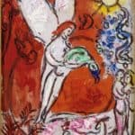 The Creation of Man – Marc Chagall
