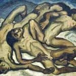 The Dead Children  - Oswaldo Guayasamin