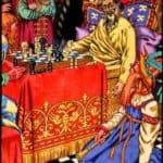 The Death of Ivan the Terrible – Ivan Bilibin