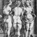 The Four Witches – Albrecht Durer
