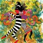 The Garden of Eden – Miriam Schapiro
