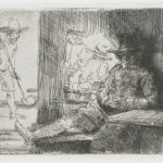 The golf player – Rembrandt