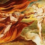 The Good and Evil Angels – William Blake