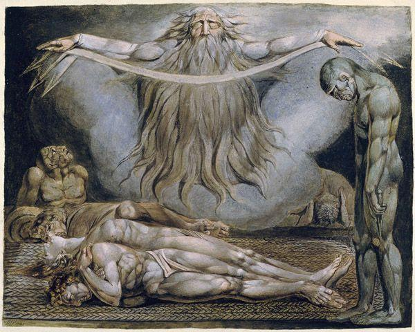 The House Of Death - William Blake