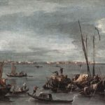 The Lagoon Looking toward Murano from the Fondamenta Nuove – Francesco Guardi