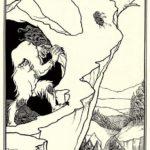 The Landslip – Aubrey Beardsley