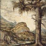 The Large Spruce – Albrecht Altdorfer