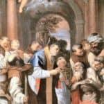 The Last Communion of St. Jerome – Agostino Carracci