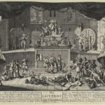 The Lottery – William Hogarth