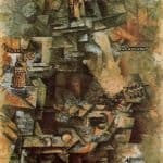 The Mandolinist – Pablo Picasso